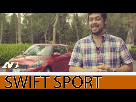 Suzuki Swift Sport – El Hot Hatch más accesible