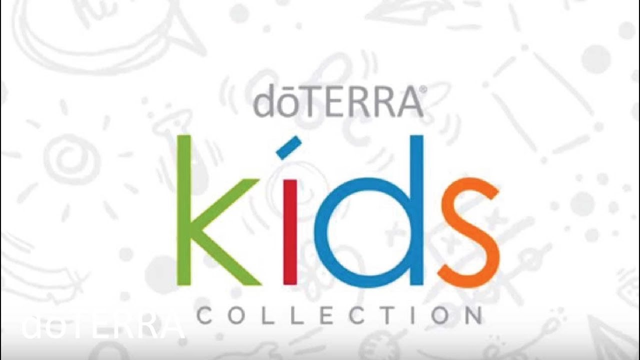 Essential Oils For Kids Doterra S Kid Essential Oil Collection