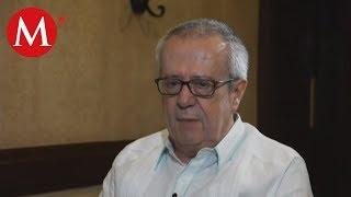 Carlos Urzúa, Secretario de Hacienda y Crédito Público | En 15