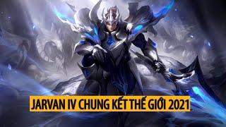 Trang phục Jarvan IV Chung Kết Thế Giới 2021 ( Worlds 2021 Jarvan IV Skin )