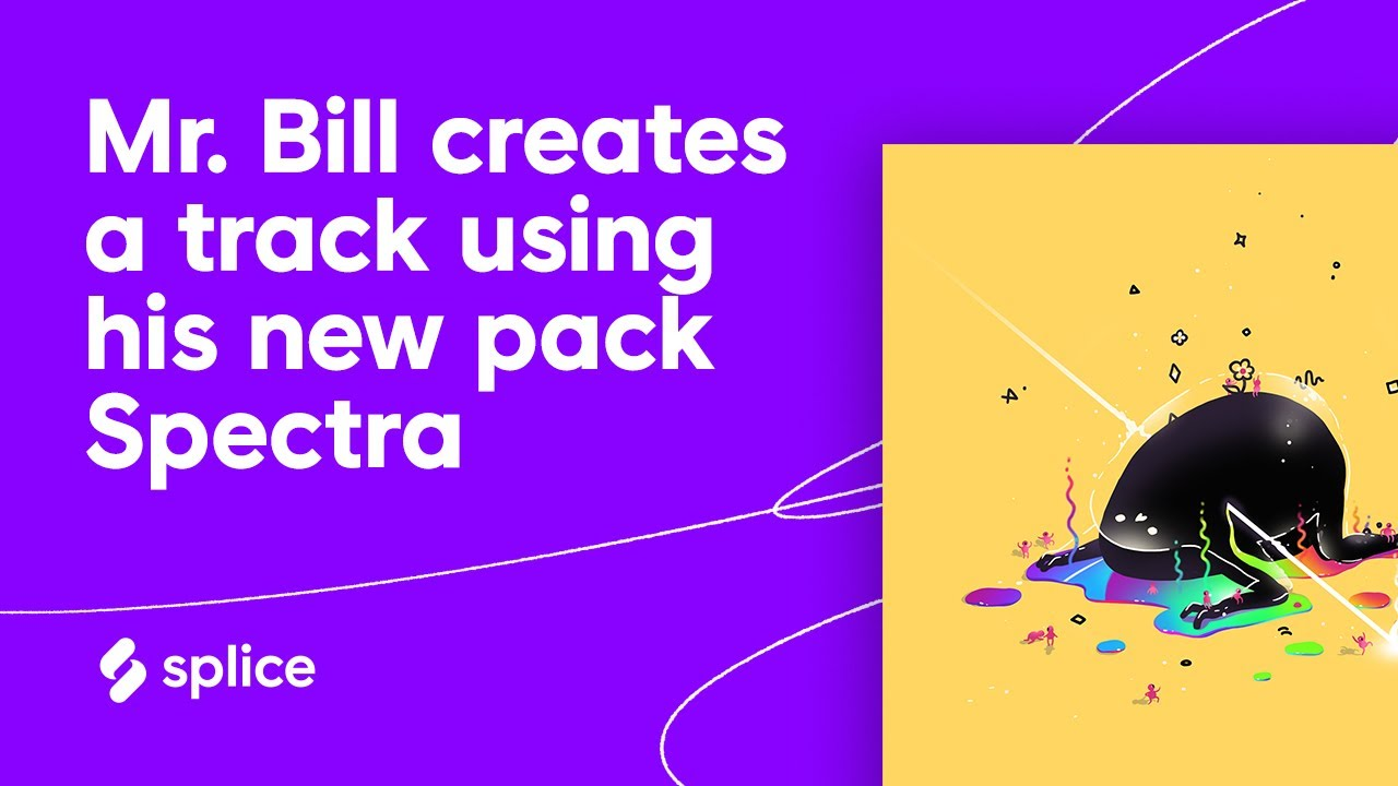 Mr. Bill creates a track using his new pack SPECTRA (Ableton Live 10)