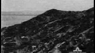 Rare film: ANZAC troops at Gallipoli (silent)