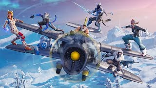 A * SEASON 7 * HAS ARRIVED! CREATIVE MODE, SKINS FOR WEAPONS, FROZEN MAP AND MORE! Fortnite