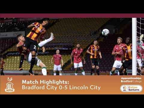 Bradford Lincoln Goals And Highlights