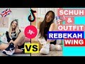 SCHUHE OUTFIT change CHALLENGE musical.ly TIK TOK