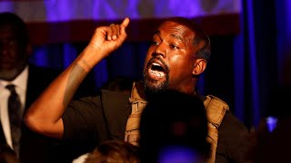 video: Watch: Kanye West releases first election campaign video