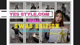 Yesstyle clothing haul, Try on and review - Swag Edition After School ;)