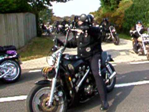 Outlaws MC leaving.