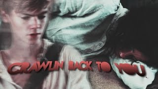 » Newt & Teresa   Crawlin