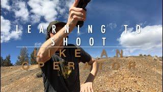 Learning to Shoot Like an Operator Ep 4 - Working Emergency Slide Lock Reloads