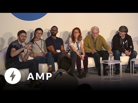 Q&A with AMP & Google Search leadership (AMP Conf '17)