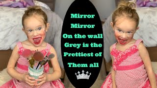 3 Year Old MUA | Makeup Tutorial