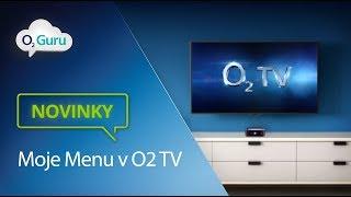 REVOLUČNÍ NOVINKA: Moje menu v O2 TV thumbnail