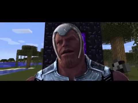 How To Summon Vitas Thanos In Minecraft