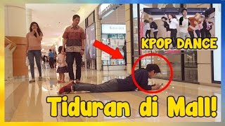 Video TIDURAN DI MALL, KOREAN DANCE, DLL - ULTIMATE CHALLENGE #BRAVETONY Ep1 Part (1/2) download MP3, 3GP, MP4, WEBM, AVI, FLV April 2018