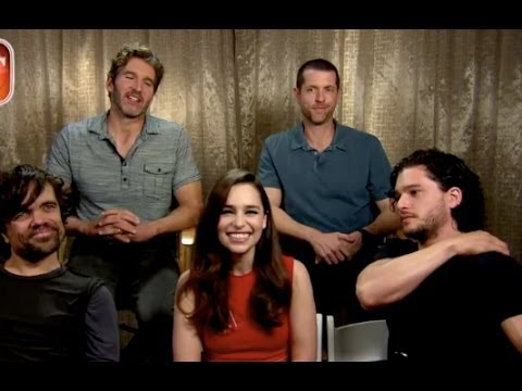 Game of Thrones Cast talks about Season 4 - YouTubeGame Of Thrones Cast Season 4