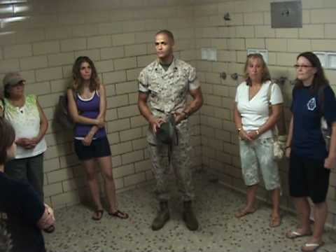 High Quality # 4 More Tour Of The Barracks. Parris Island Tour 7 29 10 4.MPG   YouTube