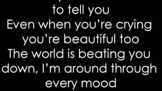 John Legend-all Of Me Lirycs