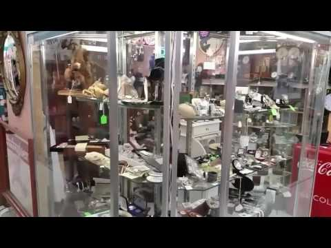 Indian River Antique Mall video. 1433 South Babcock Street Melbourne Florida