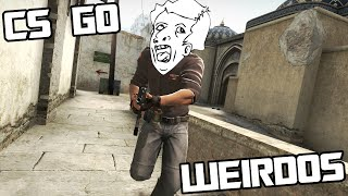 CS GO WEIRDOS: The Legend Of TMAN