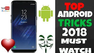 Top 5 Tips For Android User Must Know || Android Tips & Tricks || TechDnaBC