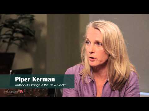 Piper Kerman, Author of Orange is the New Black Interview by Sarder TV