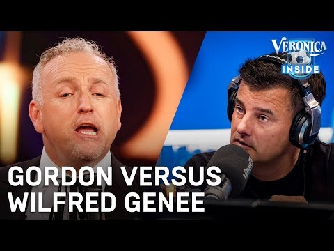 VUURWERK! Wilfred legt Gordon het vuur aan de schenen | VERONICA INSIDE RADIO