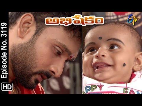 Abhishekam | 14th January 2019   | Full Episode No 3119 | ETV Telugu