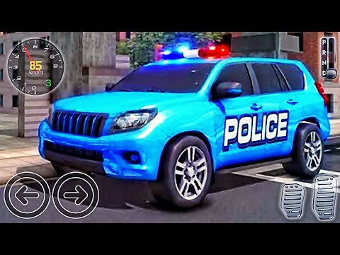 US Police Hummer Car Quad Bike Police - Driving Simulator - Best Android Gameplay