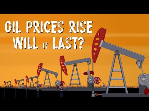 Oil prices continue to rise in 2018