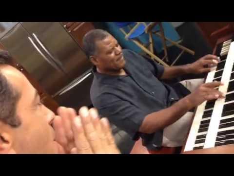 Hammond Organist Shawn Brown And Drummer Joe Renda