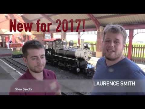 2017 National Garden Railway Show promotion