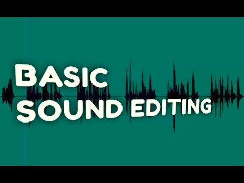 How to Edit Sounds with Premiere Pro Tutorial thumbnail