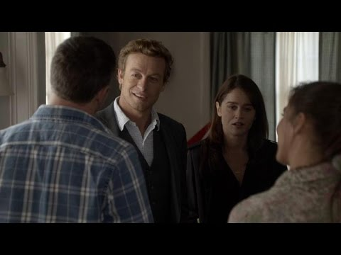 'The Mentalist' Sneak Peek: Jane Finally Meets Lisbon's Family!