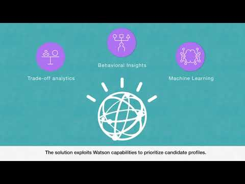 Cognitive Solutions Powered by IBM Watson and Oracle HCM Cloud