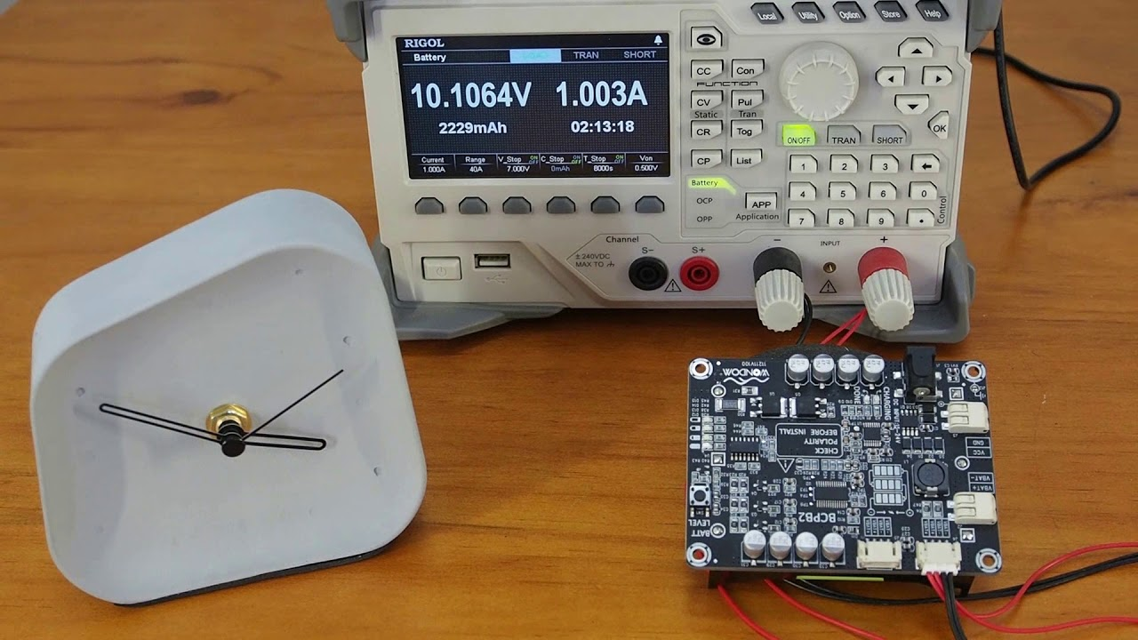 Is A 18650 Lithium Battery Charger Without Protection Circuit Safe Enough For Diy