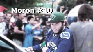 "NAME THAT MORON - 2011 Stanley Cup Rioters Exposed (""Ten Idiots"")"
