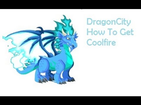 Dragon City-Getting my Cool fire and more