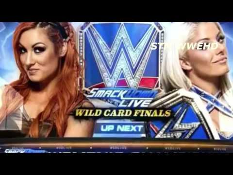 WWE Smackdown 27 December 2016 Highlights HD - WWE Smackdown Live 12/27/2016 Highlights HD thumbnail