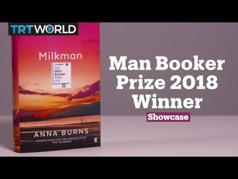 Man Booker Prize 2018 | Literature | Showcase