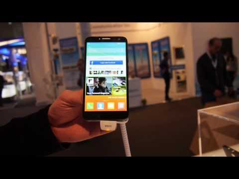 Alcatel One Touch Idol 2S Hands On