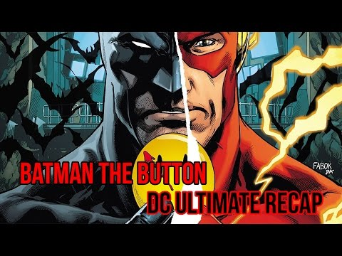 THE BUTTON BEGINS!!! WATCHMEN EVENT STARTED! | DC Ultimate Recap 4/16