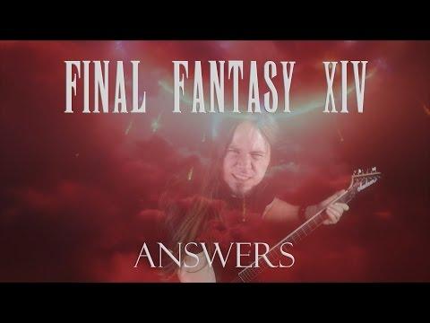 "Final Fantasy XIV Main Theme ""Answers"" Metal Cover"