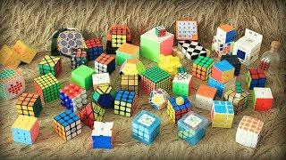 Обзор большой коллекции головоломок (2018)(, 2018-08-24T09:49:57.000Z)