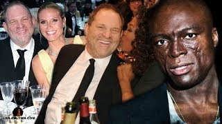 How SEAL Knew That Oprah Knew About Harvey Weinstein's Dirty Dog Ways