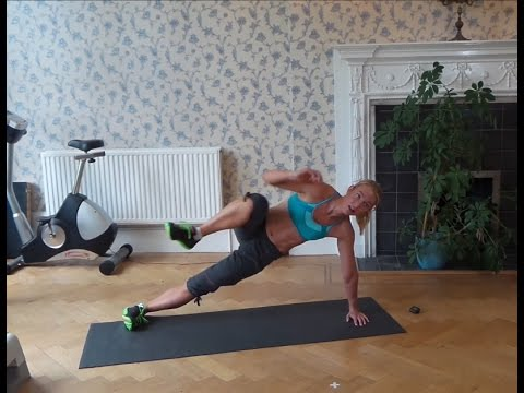 coregasm  real time workout with julia buckley  youtube