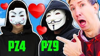 PROJECT ZORGO News - PZ9 Has A Crush On PZ4?! Chad Wild Clay and Vy Qwaint Stay In Haunted Hotel!