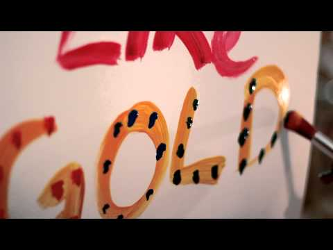 Neon Hitch ft. Tyga - Gold [Official Lyric Video]