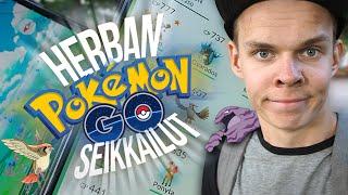 Pokemon GO - ADDIKTIO ON SYNTYNYT