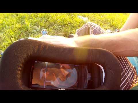 KDS Kylin Vision FPV Brille von gearbest.com - Test / Review / Unboxing in deutsch